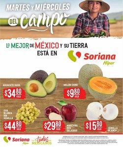 Ofertas de Soriana Híper en el catálogo de Soriana Híper ( Vence hoy)