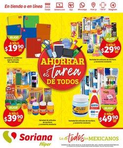Ofertas de Soriana Híper en el catálogo de Soriana Híper ( 10 días más)