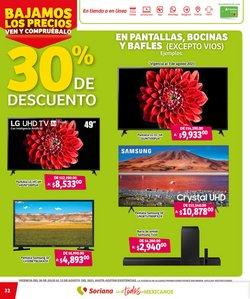 Ofertas de Samsung en el catálogo de Soriana Híper ( Vence mañana)