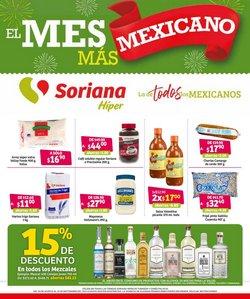 Catálogo Soriana Híper ( 3 días más)