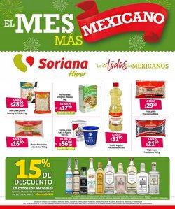 Catálogo Soriana Híper ( 2 días más)