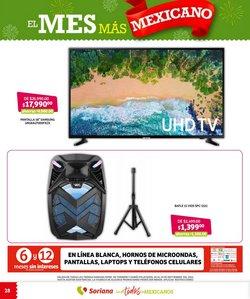 Ofertas de Samsung en el catálogo de Soriana Híper ( 5 días más)