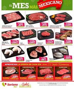 Ofertas de Hiper-Supermercados en el catálogo de Soriana Híper ( Vence mañana)