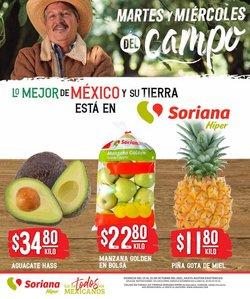 Catálogo Soriana Híper ( Vence mañana)