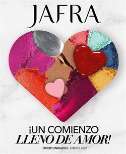 Ofertas de Perfumerías y Belleza en el catálogo de Jafra en Salamanca ( 9 días más )