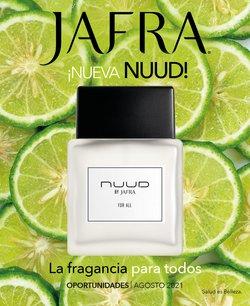 Ofertas de Perfumerías y Belleza en el catálogo de Jafra ( 26 días más)