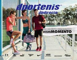 Catálogo Dportenis ( Más de un mes )