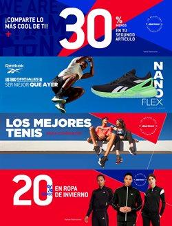 Ofertas de Deporte en el catálogo de Dportenis en Guadalajara ( Vence mañana )