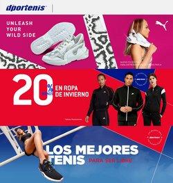 Ofertas de Deporte en el catálogo de Dportenis en Álvaro Obregón (CDMX) ( 2 días publicado )