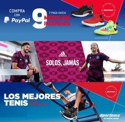 Ofertas de Deporte en el catálogo de Dportenis en Cuajimalpa de Morelos ( 3 días más )