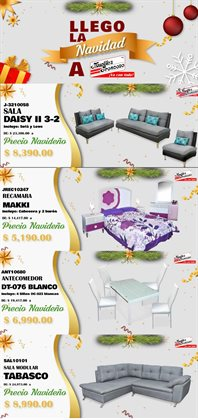 Catálogo Muebles Troncoso en Benito Juárez (CDMX) ( Caducado )