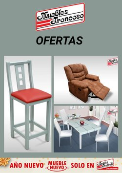 Catálogo Muebles Troncoso ( Publicado hoy)