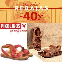 Ofertas de Pikolinos en el catálogo de Pikolinos ( 5 días más)