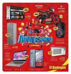 Catálogo El Bodegón ( 8 días más)