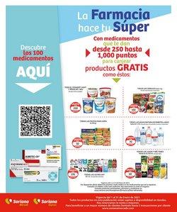 Ofertas de Medicamentos en Soriana Mercado