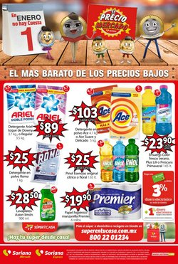 Catálogo Soriana Mercado en Chihuahua ( Caducado )
