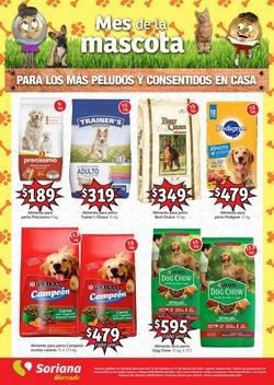 Ofertas de Hiper-Supermercados en el catálogo de Soriana Mercado en Benito Juárez (CDMX) ( 4 días más )