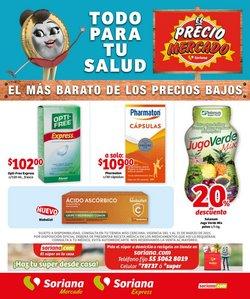 Catálogo Soriana Mercado ( 23 días más )