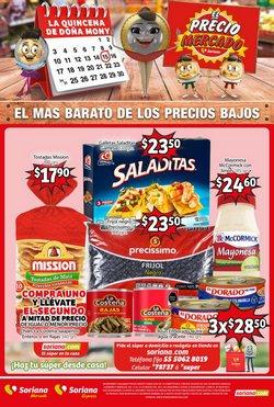 Catálogo Soriana Mercado en Zapopan ( Caducado )