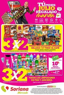 Catálogo Soriana Mercado ( Vence mañana)