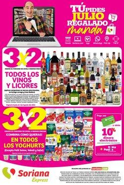 Catálogo Soriana Mercado ( Vence hoy)