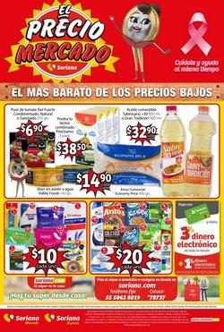Catálogo Soriana Mercado ( 4 días más)