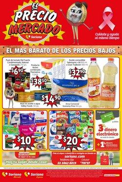 Catálogo Soriana Mercado ( Publicado ayer)