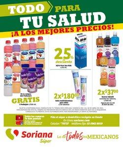 Ofertas de Hiper-Supermercados en el catálogo de Soriana Súper en Tijuana ( 20 días más )