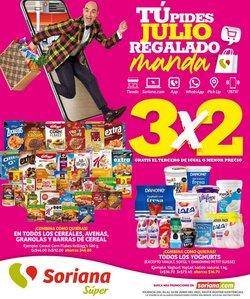 Ofertas de Soriana Súper en el catálogo de Soriana Súper ( Vencido)