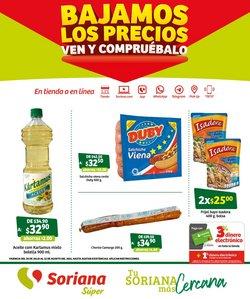 Ofertas de Soriana Súper en el catálogo de Soriana Súper ( Publicado hoy)