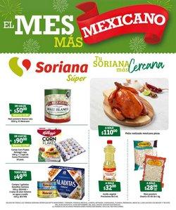 Ofertas de Soriana Súper en el catálogo de Soriana Súper ( Vence hoy)