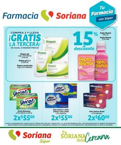 Ofertas de Soriana Súper en el catálogo de Soriana Súper ( 4 días más)