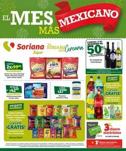 Ofertas de Soriana Súper en el catálogo de Soriana Súper ( 3 días más)