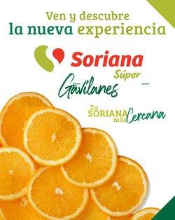 Ofertas de Soriana Súper en el catálogo de Soriana Súper ( 18 días más)
