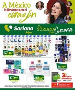 Ofertas de Hiper-Supermercados en el catálogo de Soriana Súper ( 7 días más)