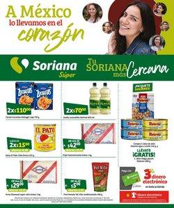 Catálogo Soriana Súper ( 14 días más)