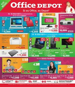 Ofertas de Office Depot  en el folleto de Texcoco