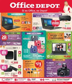 Ofertas de Office Depot  en el folleto de Ecatepec