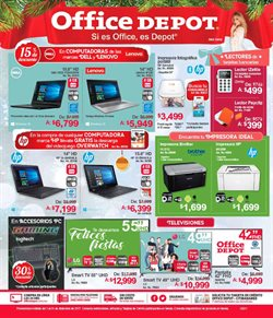 Ofertas de Office Depot  en el folleto de Tlaquepaque