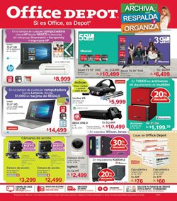 Ofertas de Office Depot  en el folleto de León