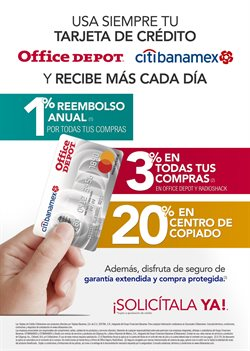 Ofertas de Office Depot  en el folleto de Tijuana