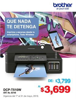 Ofertas de Office Depot  en el folleto de Tláhuac
