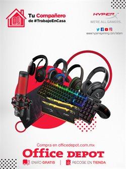 Ofertas de Electrónica y Tecnología en el catálogo de Office Depot en San Pedro Garza García ( Publicado ayer )