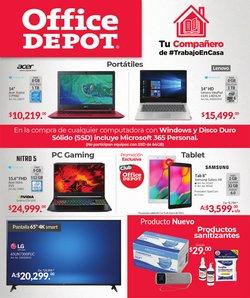 Catálogo Office Depot en Guadalajara ( 4 días más )