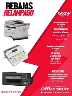 Catálogo Office Depot en Guadalajara ( 2 días más )