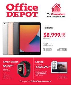Catálogo Office Depot en Tijuana ( 3 días más )