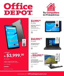 Ofertas de Electrónica y Tecnología en el catálogo de Office Depot en Chihuahua ( 2 días publicado )