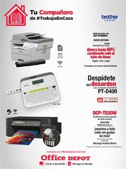 Catálogo Office Depot ( Publicado hoy )