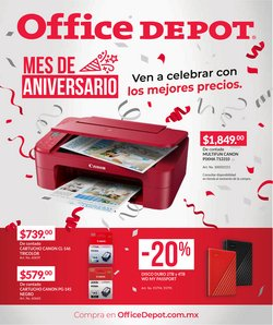 Catálogo Office Depot ( 24 días más)