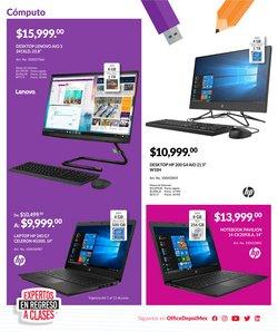 Ofertas de Lenovo en el catálogo de Office Depot ( 17 días más)